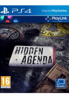 Hidden Agenda... on PS4
