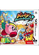 Kirby Battle Royale... on Nintendo 3DS