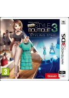 New Style Boutique 3 - Styling Star... on Nintendo 3DS
