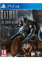 The Telltale Series Batman: The Enemy Within... on PS4