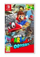 Super Mario Odyssey... on Nintendo Switch