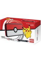 New Nintendo 2DS XL Pokeball Edition Console... on Nintendo 2DS