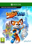 Super Lucky's Tale... on Xbox One