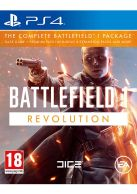 Battlefield 1 Revolution... on PS4