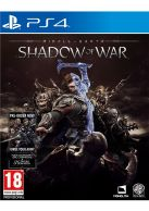 Middle Earth Shadow Of War... on PS4