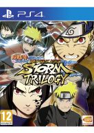 Naruto Shippuden: Ultimate Ninja Storm Trilogy... on PS4