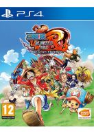 One Piece Unlimited World Red Deluxe Edition... on PS4