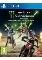 Monster Energy Supercross: FIM World Championship... on PS4