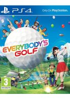 Everybodys Golf... on PS4