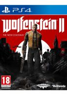 Wolfenstein 2: The New Colossus... on PS4