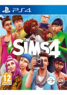 The Sims 4... on PS4