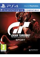 Gran Turismo Sport (GT Sport) - PlayStation VR... on PS4