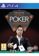 Pure Hold'em World Poker Championship... on PS4