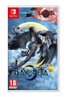 Bayonetta 2 + Bayonetta 1 Download Card... on Nintendo Switch