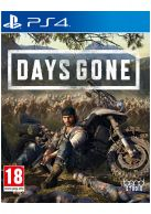 Days Gone... on PS4