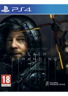 Death Stranding... on PS4