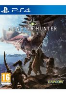 Monster Hunter: World... on PS4