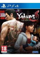 Yakuza 6: The Song of Life + Hard Cover Artbook... on PS4