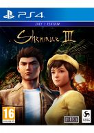 Shenmue 3... on PS4