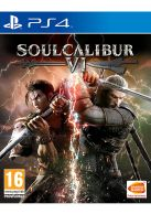 Soul Calibur VI... on PS4