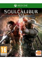 Soul Calibur VI... on Xbox One