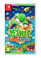 Yoshi's Crafted World... on Nintendo Switch