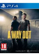 A Way Out... on PS4