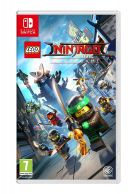 Lego The Ninjago Movie: Videogame... on Nintendo Switch