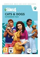 The Sims 4 Cats and Dogs Expansion Pack (Code In A Box)... on PC