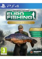 Euro Fishing Sim Collectors Edition... on PS4