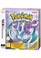 Pokemon Crystal (Code In A Box)... on Nintendo 3DS