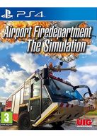 Airport Fire Department The Simulation... on PS4