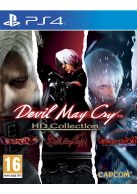 DMC HD Collection... on PS4