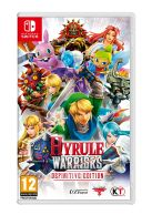 Hyrule Warriors Definitive Edition... on Nintendo Switch