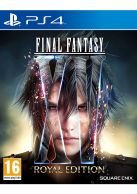Final Fantasy XV Royal Edition... on PS4