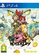 Wonder Boy: The Dragons Trap - Includes Bonus DLC... on PS4