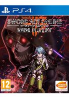 Sword Art Online: Fatal Bullet... on PS4