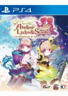 Atelier Lydie & Suelle: The Alchemists and the Mysterious Pa... on PS4
