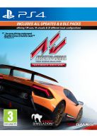 Assetto Corsa Ultimate Edition... on PS4