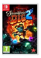 SteamWorld Dig 2 - Includes Double-Sided Poster and Reversib... on Nintendo Switch