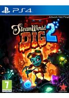 SteamWorld Dig 2 - Includes Double-Sided Poster and Reversib... on PS4