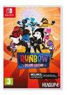 Runbow Deluxe Edition... on Nintendo Switch