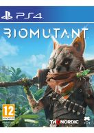 Biomutant... on PS4