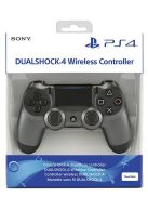 Sony Official Dualshock 4 Controller (Steel Black)... on PS4