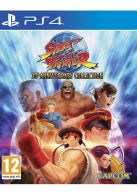 Street Fighter 30th Anniversary Collection... on PS4