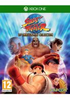 Street Fighter 30th Anniversary Collection... on Xbox One