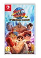 Street Fighter 30th Anniversary Collection... on Nintendo Switch