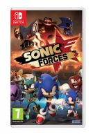 Sonic Forces... on Nintendo Switch