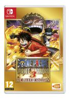 One Piece Pirate Warriors 3 Deluxe Edition... on Nintendo Switch