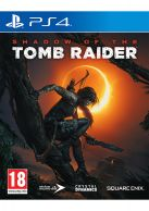 Shadow of the Tomb Raider... on PS4
